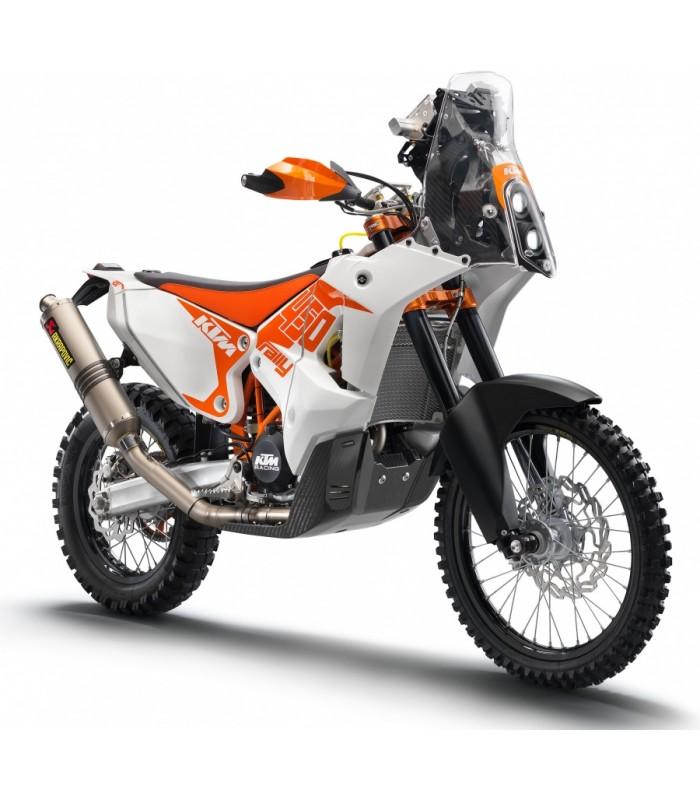 kit deco 450 Rally 2015