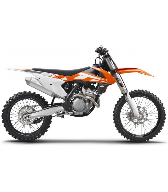 Kit déco personnalisé KTM 85cm3 et plus