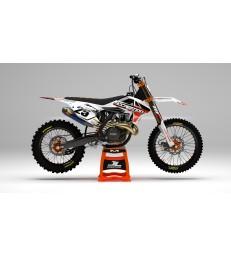 kit déco Volt série KTM blanc