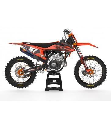 kit déco Fipon orange série